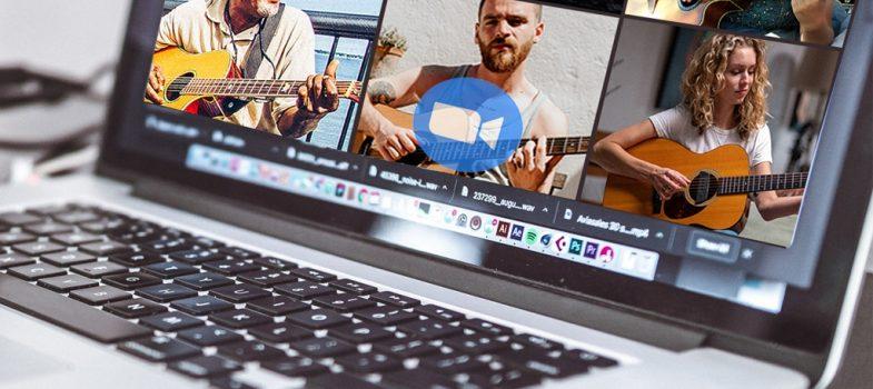 Live Online Guitar Lessons & Courses